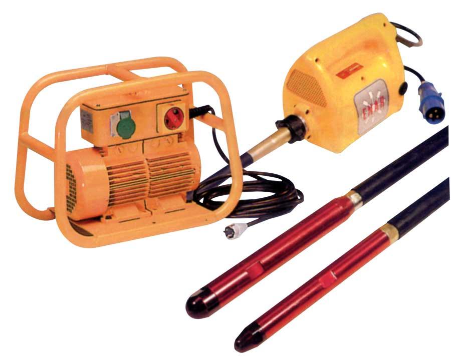Vibradors i convertidors elèctrics amb agulles