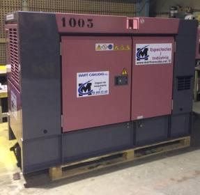 Generadors Ultra Silenciosos – Nova màquina en lloguer