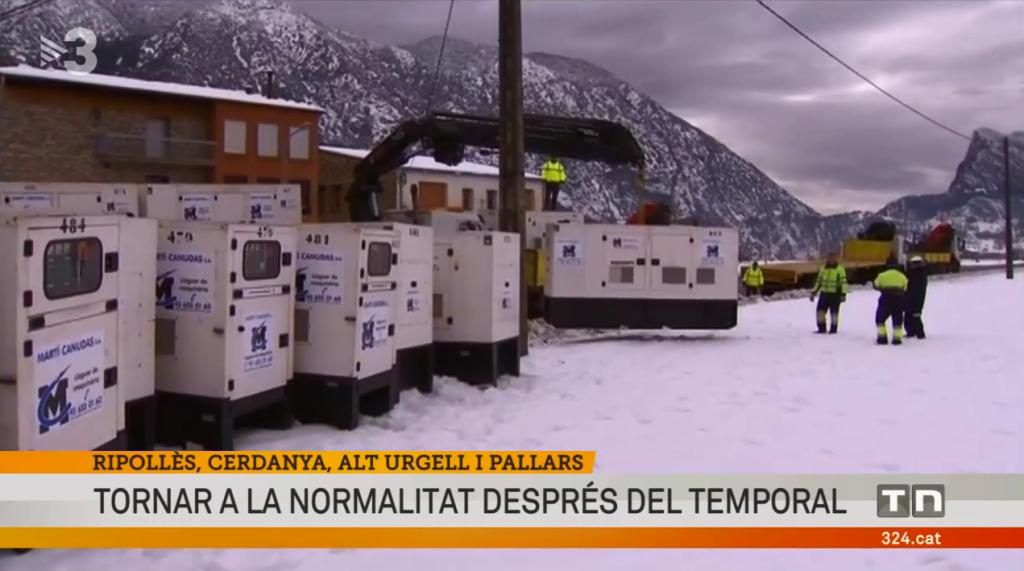 Nevada Alt Urgell