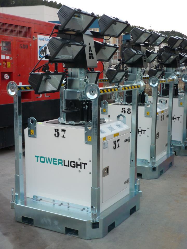 Torre sense generador