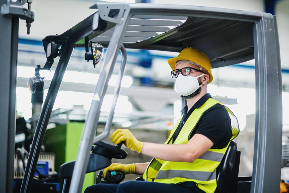 El 2020, alquilar máquinas y el COVID