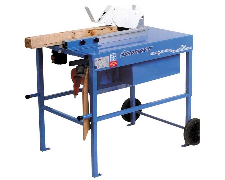 Mesas de corte para madera