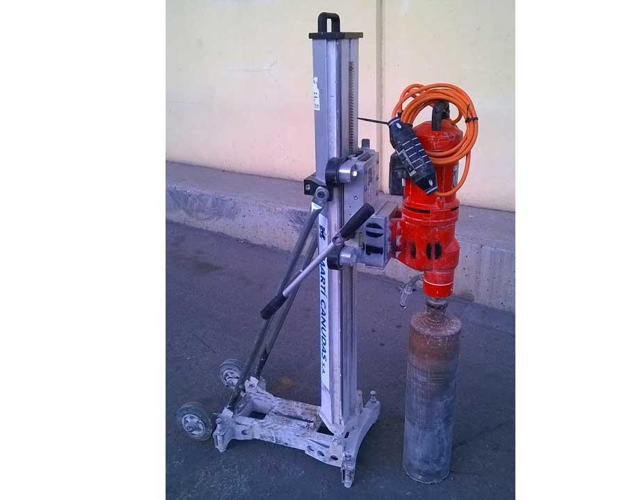 Perforadors de columna